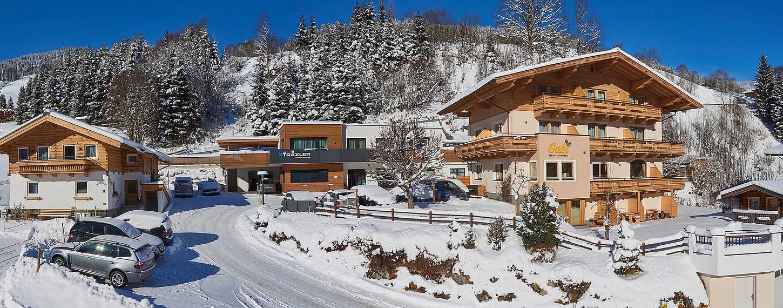 Apartments Pension Saalbach Hinterglemm Pension Gabi