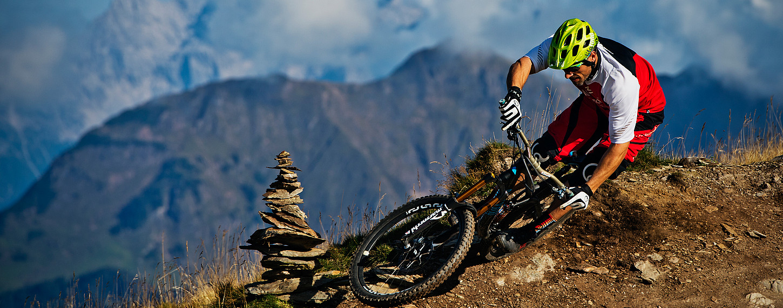 Mtb Saalbach Hinterglemm Bike Hotel Pension Gabi